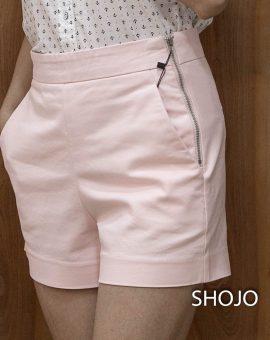 Short nữ lưng cao