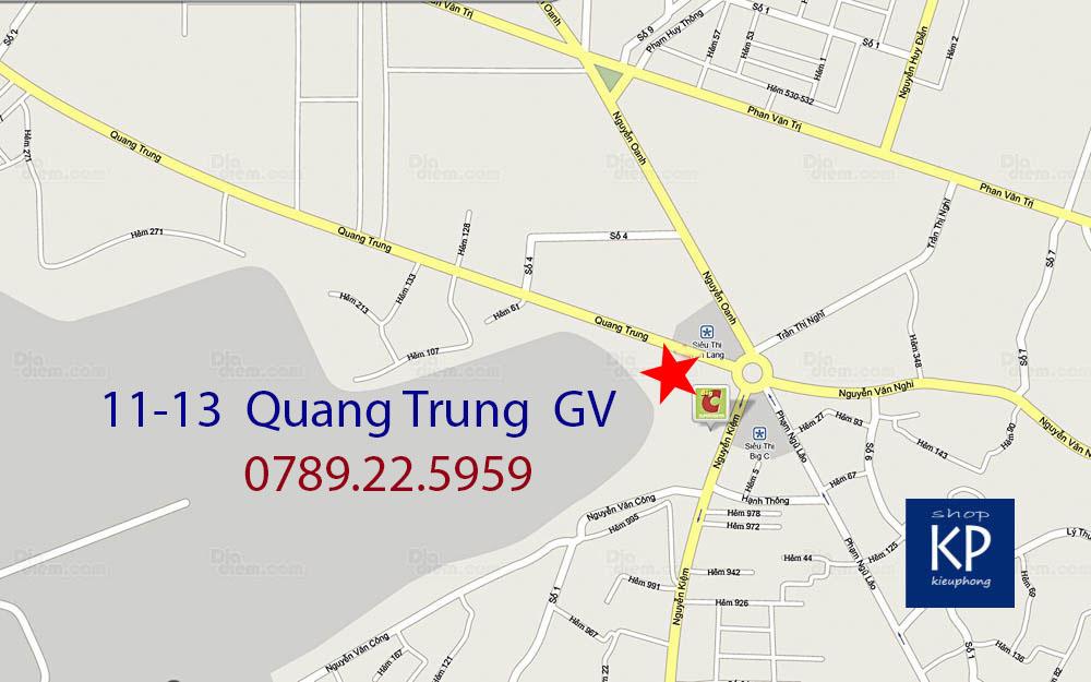 Shop Kiều Phong 11-13 Quang Trung